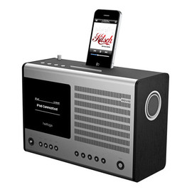 Revo - HERITAGE Black internet radio / wifi