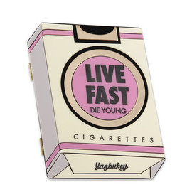 YAZBUKEY - Plexi Box Clutch Cigarettes