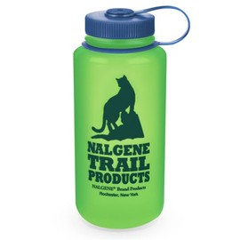 NALGENE TRAIL PRODUCTS - 70-3371 Ultra Wide Mouth Spring green w/ naby ca