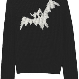 TOPSHOP×J.W. - bat sweater