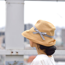 "CLASKA Gallery & Shop ""DO"" - BOXED HAT  マチュアーハ Gray"