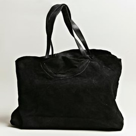 Guidi - Reverse Horse leather Tote Bag