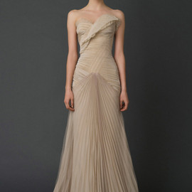 VERA WANG - dress