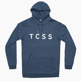 The Critical Slide Society - TRUSTY POP HOODIE (INK MARLE)
