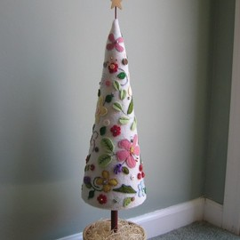 fabulous felt tree