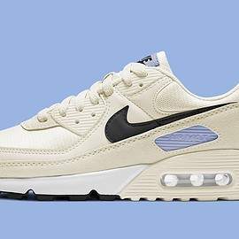 NIKE - Air Max 90 - Sail/Ghost/Black