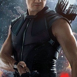 MARVEL - AVENGERS Age of Ultron Hawkeye Poster