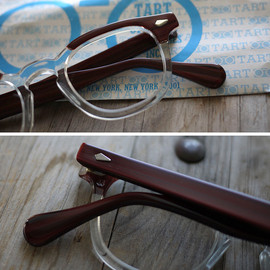 Tart Optical - Arnel/Red Wood
