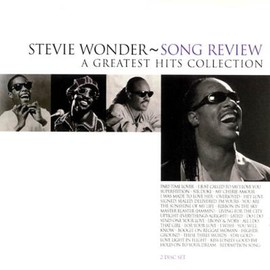 Stevie Wonder - Song Review: Greatest Hits Collection