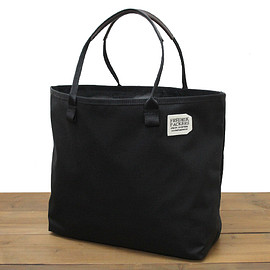 FREDRIK PACKERS - ESSENTIAL TOTE / Black