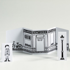 Made by Joel - Travel Size Paper City Paris!