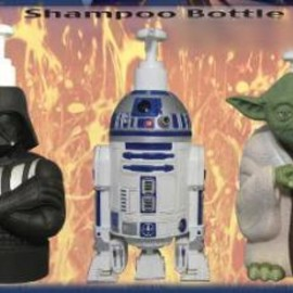 StarWars - STAR WARS SHAMPOO BOTTLE