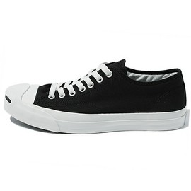 CONVERSE - JACK PURCELL/BLACK×WHITE