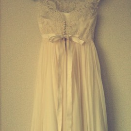 suzu - WEDDING DRESS