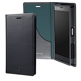 GRAMAS - GRAMAS Full Leather Case for Xperia X Compact グラマス 手帳型レザーケース 本革  GLC6126