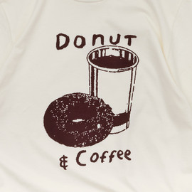 TACOMA FUJI RECORDS - DONUT & COFFEE designed by Tomoo Gokita