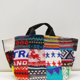 Desertic -  Patchwork Tote