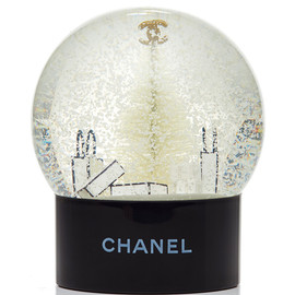 CHANEL - Holiday Snow Globe