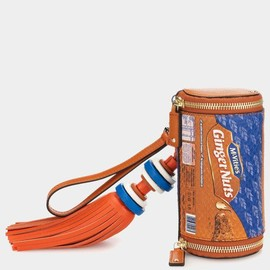 ANYA HINDMARCH - Ginger Nuts Clutch