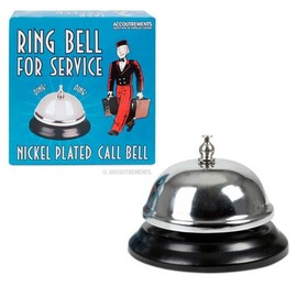 Accoutrements - Ring Bell for Service