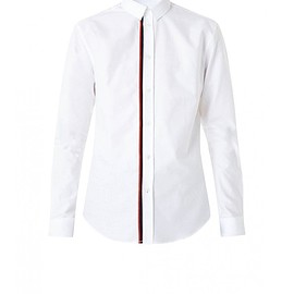 Carven - FITTED CLASSIC OXFORD SHIRT