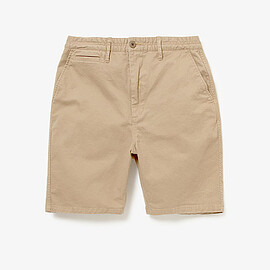 nonnative - DWELLER CHINO SHORTS USUAL FIT C/P TWILL STRETCH VW
