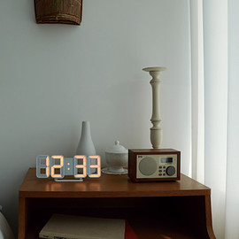 beige212 - NUMBER CLOCK 101