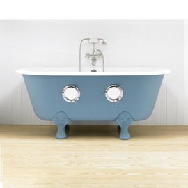 The Water Monopoly - Porthole bath
