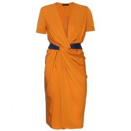 Vionnet - DRAPED SILK DRESS