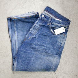 Ordinary fits - 【Men's&Ladies'】Ordinary fits(オーディナリーフィッツ)5PKT CROPPED DENIM クロップド・デニム