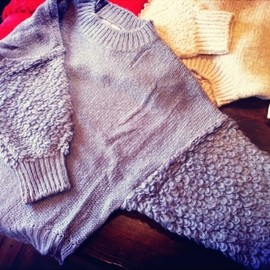 Fall ordinary knit