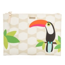 kate spade NEW YORK - kate spade new york | bow tile medium bella pouch