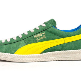 "Puma - PUMA BRASIL FOOTBALL VNTG ""LIMITED EDITION"""