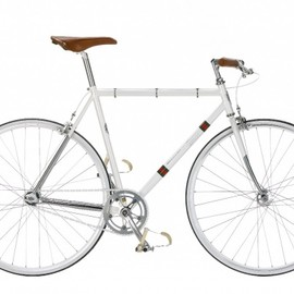 Bianchi by Gucci - steel bike