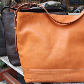 "teha'amana - MARU2way Leather BAG""UNISEX"""