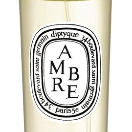 "Diptyque - Room Spray ""Ambre"""