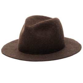 bal - Crushable Hat (brown)
