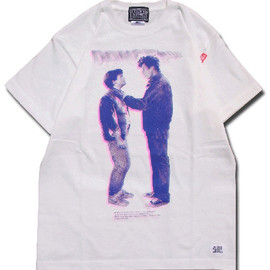 HEADGOONIE - DANCE T-shirts PART1(NAVY/PINK)