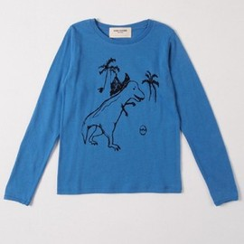 BOBO CHOSES - T-Shirt LS Dino