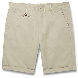 Oliver Spencer - Cotton Chino Shorts