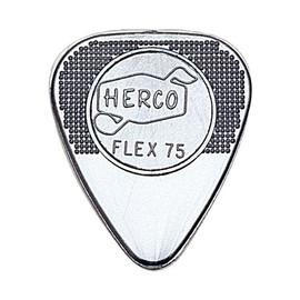 Herco - R Nylon Flat Picks FLEX 75