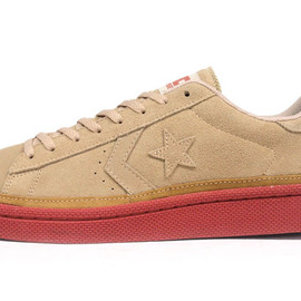 CONVERSE - XL PRO-LEATHER SUEDE DB OX 「XLARGE」