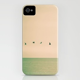 society6 - Flight iPhone Case