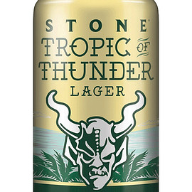 Stone Brewing - Tropic of Thunder Lager