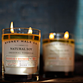 SYDNEY HALE CO. - NATURAL SOY CANDLE No.11