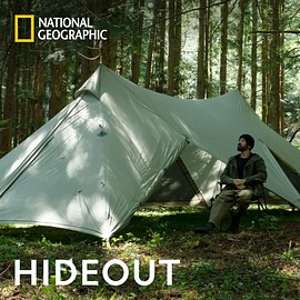 NATIONAL GEOGRAPHIC - HIDEOUT