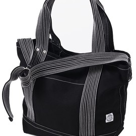 ENDS and MEANS - 2WAY TOTE