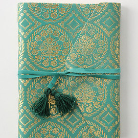 Anthropologie - Aurous Emblem Journal