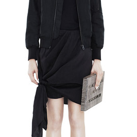 Acne - Encore Structure Black