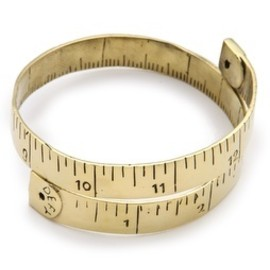 Monserat De Lucca - Measuring Tape Bracelet